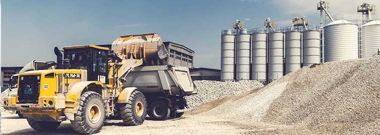 our expertise EXTRACTIVES INDUSTRY